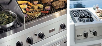 Viking Outdoor Grill Knobs