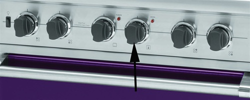 Viking Range Oven Temperature Knobs