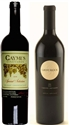 "Collector's ""The Big 2"" Two Pack - Iconic Napa Valley Reserve Cabernet Sauvignon Flagships: (1) 2012 Caymus Special Selection, (1) 2012 Ghost Block Oakville Estate"