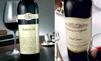 07/16/10 - Heavyweight Battle: Napa's Beringer vs. Sonoma's Chateau St. Jean