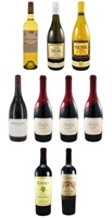 12/03/10 - New Release: Caymus, Belle Glos, Mer Soleil, and Conundrum Tasting