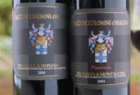 09/27/11 - Tasting of Legendary 2006 Vintage Brunello from Ciacci Piccolomini - The Most Highly Sought-After Producer in Montalcino, Italy