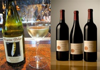 04/20/11 - Meet the Rockstar Owners/Winemakers of Raptor Ridge & Seven Hills from the Pacific Northwest