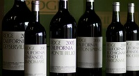 Tasting of Highly Rated New Releases from California's Legendary Ridge Vineyards