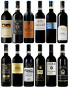 "Shelter in Place (SIP): Best of ""Perfect 2015 Vintage"" Brunello Part 2 (12 Bottles Total)"