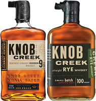 Shelter in Place (SIP): Knob Creek 100 Proof Duo (2 Bottles Total)
