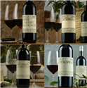Shelter in Place (SIP): Ridge Wines Zinfandel & Cabernet Sauvignon (12 Bottles Total)