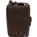 "Primeware ""Vino 2"" Brown Leather 2-Bottle Wine Bag"