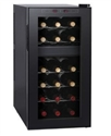 18 Bottle Dual Zone Wine Cooler - PIT-18T