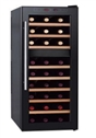 27 Bottle Dual Zone Wine Cooler - PIT-27