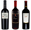 "Napa's Best Meritage Wines - Trio Package: (1) 2010 Robert Craig ""Affinity"", (1) 2009 Beaulieu Vineyard BV Reserve ""Tapestry"", (1) 2009 St. Clement ""Oroppas"""