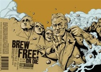 "21st Amendment ""Brew Free! or Die"" India Pale Ale (IPA) (12 oz 6-PACK)"