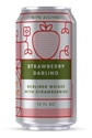 "Fort Point ""Strawberry Darling"" Berliner Weisse with Strawberries (12 oz. 6-PACK)"
