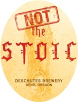"Deschutes ""Not The Stoic"" Beligan Styled Quad (22 oz)"