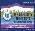 Birrificio del Ducato My Blueberry Nightmare Sour Ale (375 ml)