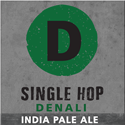 "Hermitage Brewing Co. Single HOP Series ""Denali"" IPA (22oz)"