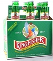 Kingfisher Premium Lager [4.8% ABV] (12oz 6-PACK)