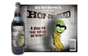 "Knee Deep Brewing Company ""Hop-De-Ranged"" Quad IPA (22 oz)"