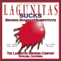 "Lagunitas Brewing Company ""Lagunitas Sucks"" Ale (32oz)"