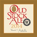 "North Coast ""Old Stock Ale"" 2014 (12 oz 4-PACK)"