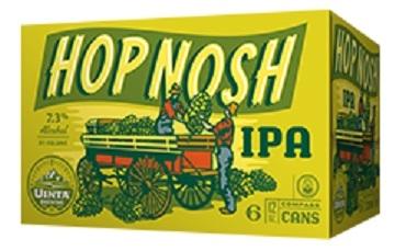 Uinta Brewing Co  Hop Nosh IPA CAN BOTTLED (12 oz 6-PACK)