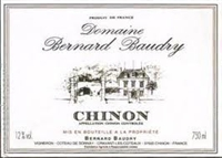Bernard Baudry Chinon 2017 (Loire Valley, France) - [WS 92, #44 Top 100 of 2019]
