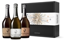 Billecart-Salmon Discovery 3 Bottle Champagne N.V. [3 x 370mL] [GIFT BOX] (Champagne, France) -  [WE 95] [WS 94] [W&S 93] [JS 94]