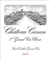Chateau Canon Saint Emilion Grand Cru 2009 (Bordeaux, France) - [JS 96] [RP 95] [WE 95] [WS 93] [ST 92]