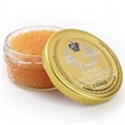 Tsar Nicoulai Natural Ginger Whitefish Roe (2 oz)