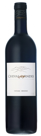 Cheval Des Andes 2010 Las Compuertas Mendoza Argentina St 94 Js 94 We 91