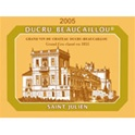 Chateau Ducru Beaucaillou St. Julien 2003 (Bordeaux, Saint Julien, France) - [JS 97] [RP 94] [WS 94] [AG 92] [WE 91]