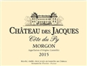 Chateau des Jacques (Louis Jadot) Morgon Cote du Py 2017 (Beaujolais, France)