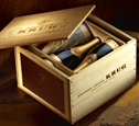 [Krug's Limited Edition Trinity Gift Case - 6 Bottle Gift Pack] (2) Krug Champagne Grande Cuvee recreated in 2003, 2004, 2005 (Champagne, France) - [WS 97]