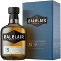 Balblair 15 Year Single Malt Scotch Whisky (Highlands, Scotland) - [WA 93, #11 TOP 20 0F 2020]
