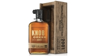 Knob Creek 2001 Limited Edition Straight Bourbon Whiskey Batch Four (Kentucky)