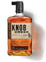 Knob Creek 9 Year Old Kentucky Straight Bourbon Whiskey (Kentucky)