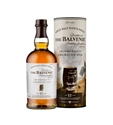"The Balvenie ""The Sweet Toast of American Oak"" 12 Year Old Single Malt Scotch Whisky (Speyside, Scotland)"