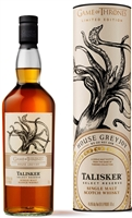 "Talisker Game Of Thrones ""House Greyjoy"" Select Reserve Single Malt Scotch Whisky - [WA 92, #16 Top 13 of 2019]"