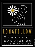 Longfellow Cabernet Sauvignon 2007 (Napa Valley, California)