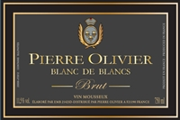 [TWO-PACK COMBO: Buy One (1) Bottle Get 2nd Bottle for 50% OFF] Pierre Olivier Brut Vin Mousseux N.V. (France)