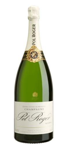 114b2e9f20df Pol Roger Brut Extra Cuvee de Reserve Champagne N.V.  1.5 L MAGNUM   (Champagne