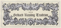 "Selbach-Oster Riesling ""Tradition"" Kabinett Feinherb 2018 (Mosel, Germany)"