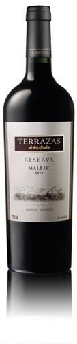 Terrazas De Los Andes Malbec Reserva 2014 375ml Half Bottle Mendoza Argentina Js 92