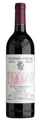 Vega Sicilia Valbuena 5 Ano Tinto Ribera Del Duero Do 2015 Castilla Leon Spain Js 97