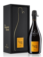 "Veuve Clicquot  ""La Grande Dame"" 2008 (Champagne, France) - [WS 95] [WE 93]"