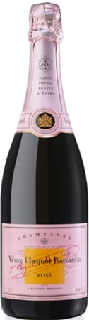 Veuve Clicquot Rose N V 375 Ml Half Bottle Champagne