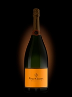 Veuve Clicquot Brut Yellow Label N.V. [1.5 L MAGNUM] (Champagne, France) - [WE 90] [WS 90]