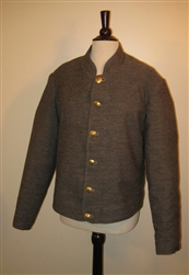 North Carolina 6 Button Shell Jacket