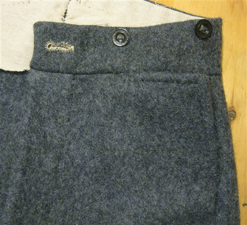 Richmond Clothing Bureau Depot Issue Trousers