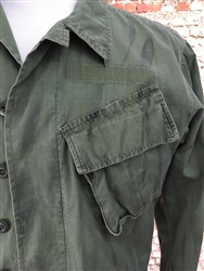 Original Field Applied Camo Type III Jungle Jacket